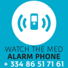 Logo Watch The Med Alarmphone